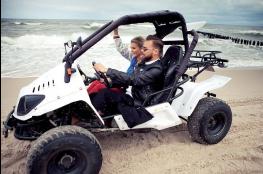Mielno Atrakcja Sport Mielno Off-road - Tor i Wypożyczalnia Buggy, Quad